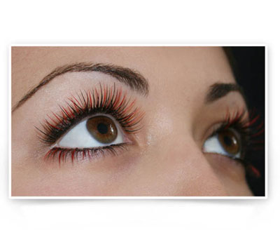 Nouveau eye lashes